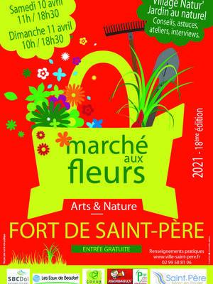 18° Marché aux Fleurs