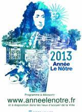 Année Le Nôtre à Versailles