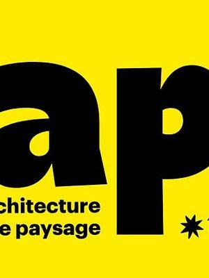 Première Biennale d'Architecture et de Paysage