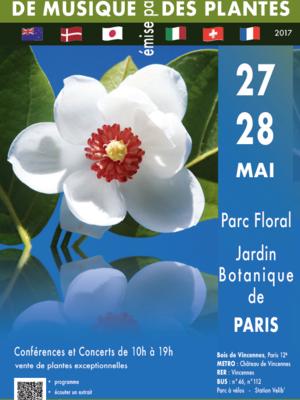 1er Festival de Musique émise par les Plantes