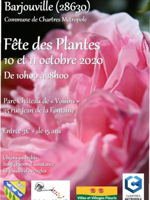 Fête des Plantes 2020 de Barjouville