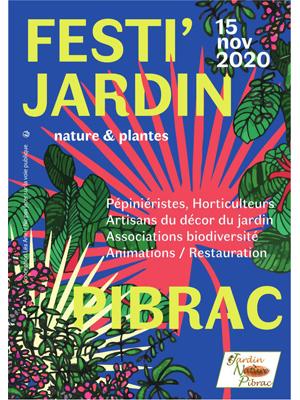 ANNULATION Festi jardin Nature et Plantes 2020 - Pibrac