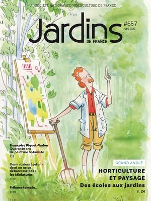 Jardins de France 657