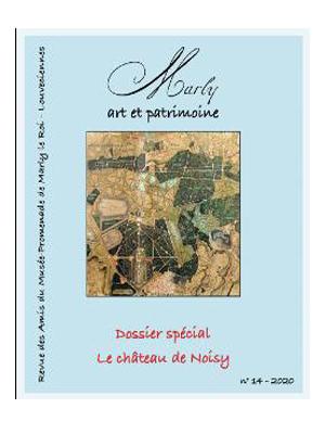 Le n° 14 de la revue Marly, art et patrimoine