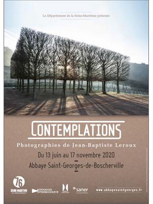 """Contemplations » de Jean-Baptiste Leroux"