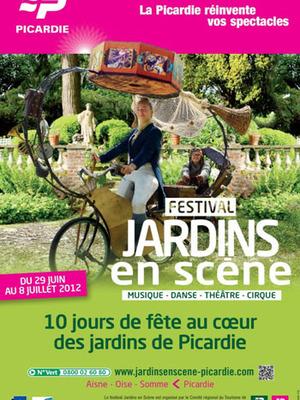 Festival Jardin en Scène