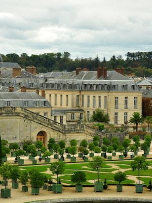 La Forme d'une ville Versailles, ville-paysage Mardi 10 septembre 2019 - 19h Auditorium
