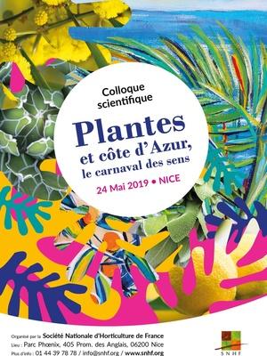 Plantes et côte d'Azur, le carnaval des sens.