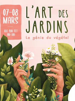 L'art des Jardins 2020 à Ille-sur-Têt