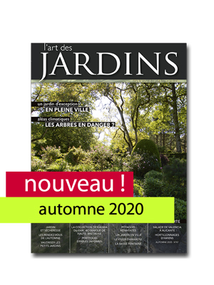 L'Art des Jardins n°47 - Automne 2020