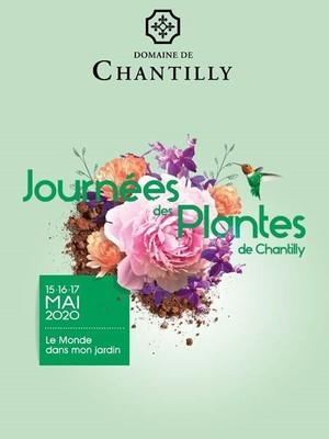 ANNULATION Journées des Plantes de Chantilly - Printemps 2020