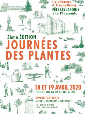 ANNULATION Journées Des Plantes à Esquelbecq