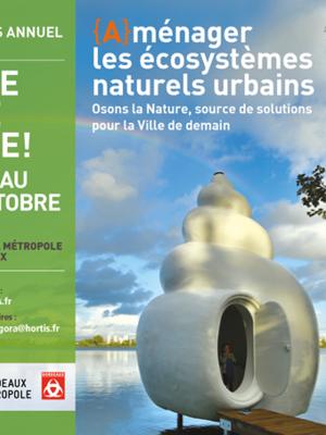 Aménager les écosystèmes naturels urbains