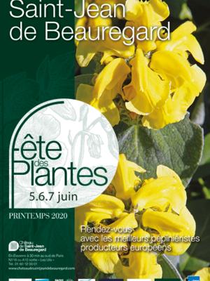 ANNULATION Fête des Plantes de Printemps 2020 St Jean de Beauregard