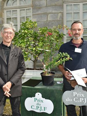 Lauréat du Prix des Collections à St Jean de Beauregard automne 2019