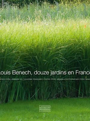 Louis Benechdouze jardins en France