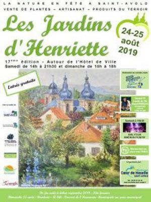 Jardins d'Henriette - 17ème édition