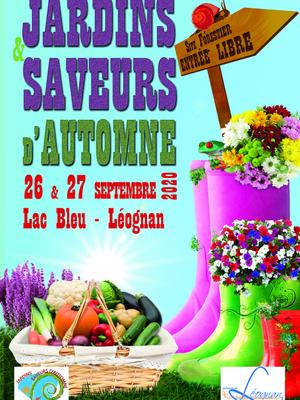 Jardins et Saveurs d'automne 2020 à Léognan