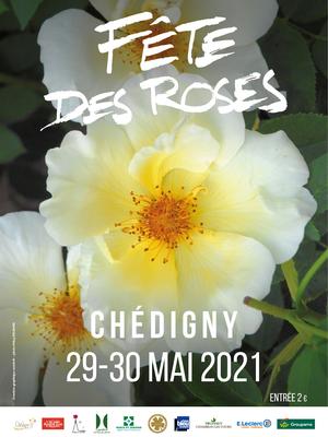 Festival des Roses Chédigny